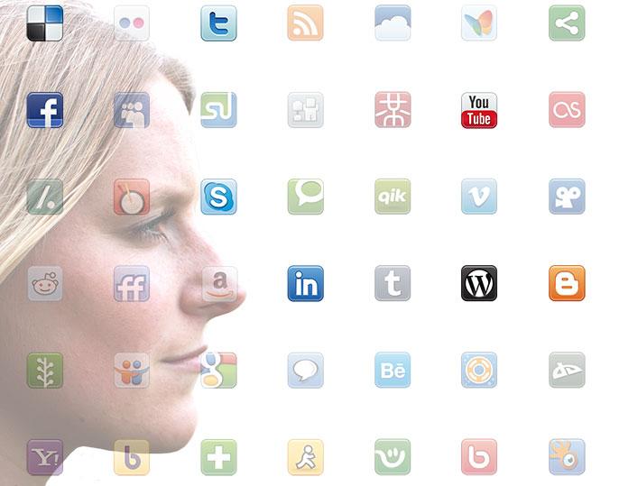Het uitlijnen van jouw identiteit in alles wat men van jou kan vinden is belangrijk: bijvoorbeeld je social media profielen...