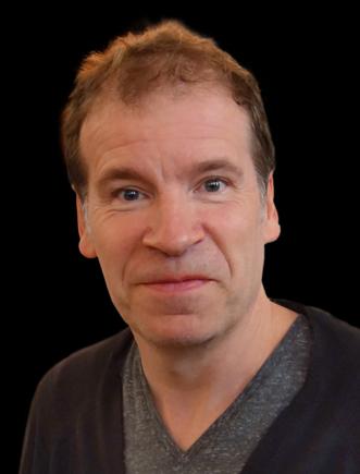 Ben Drost, communicatieadviseur, grafisch vormgever en oprichter onlineYou personal branding